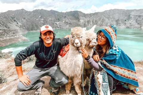 Lagoa Quilotoa: Excursão de 1 Dia saindo de Quito