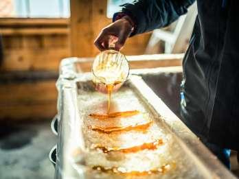 Montreal: Tagesausflug zu Sugar Shack Maple Syrup mit Mittagessen