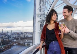 What to do in London - The London Eye