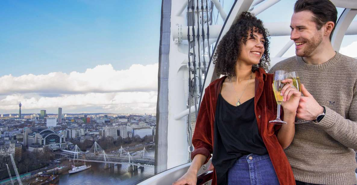Londres : le billet London Eye avec option Fast-Track