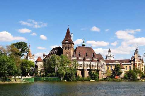 Budapest: tour dei re e di Dracula con il castello Vajdahunyad