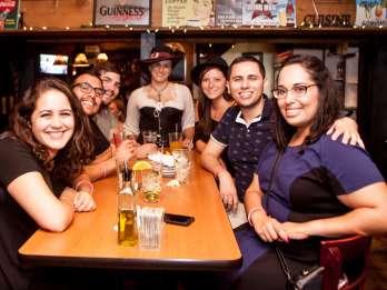Dallas: Ghost Tour und Pub Crawl mit Souvenir