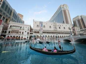 Las Vegas: Eintritt zu Madame Tussauds mit einer Gondelfahrt