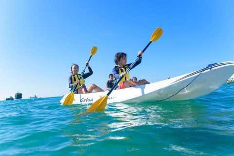 Okinawa: Kayaking Experience at Nabee Beach