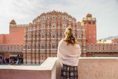De Nova Delhi: viagem particular de um dia para Jaipur