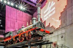 Bruxelas: Ingresso para o Museu Train World
