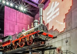 Wat te doen in Brussel - Brussel: ticket Train World Museum