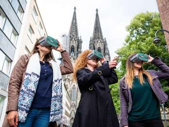 Köln: Altstadt Virtual Reality Tour