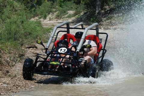 River Rafting & Buggy Cross Safari at Koprulu Canyon