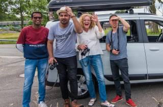 Hamburg: Private Stadtrundfahrt im Auto
