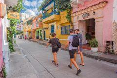 Cartagena: Destaques Getsemani e excursão a pé de graffiti