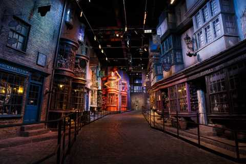 Londra: tour del Warner Bros. Studio con transfer incluso