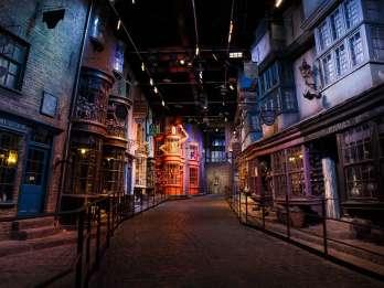 London: Warner Bros. Studio-Tour mit Bustransfers