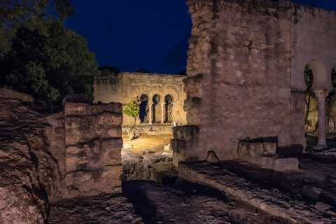 Cordoba: Guided Tour of Medina Azahara at Night