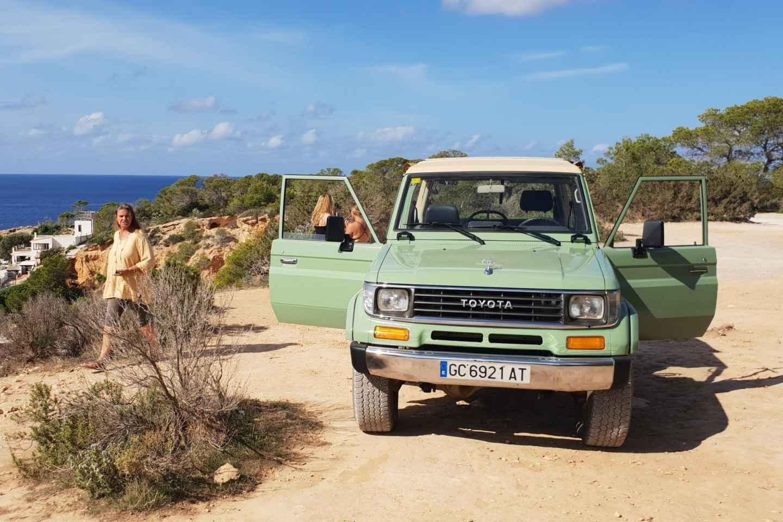 Ibiza: Geführte Safari-Tour mit Allradantrieb