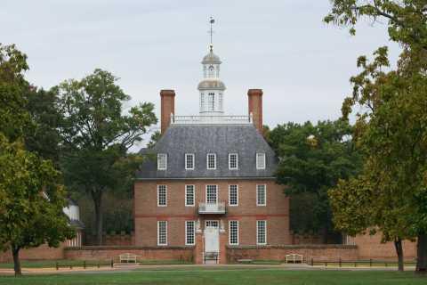 Desde DC: recorrido por Williamsburg colonial y el triángulo histórico