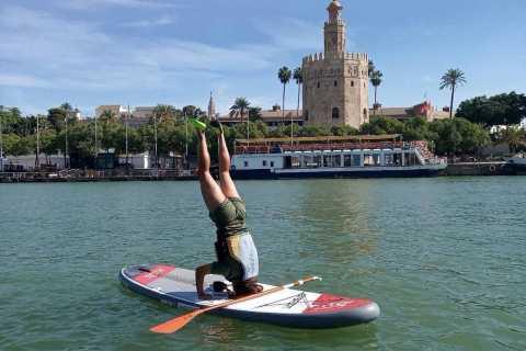 Seville: Stand Up Paddle Board Rental