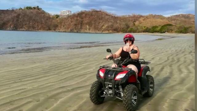 Tamarindo: ATV Quad Bike Adventure Tour