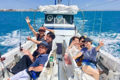 Okinawa: Passeio de Barco Pesqueiro de 2 horas