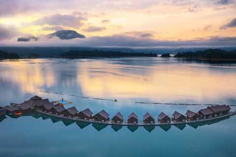 Cheow Lan Lake: 3-Day Floating Resort Luxury Experience