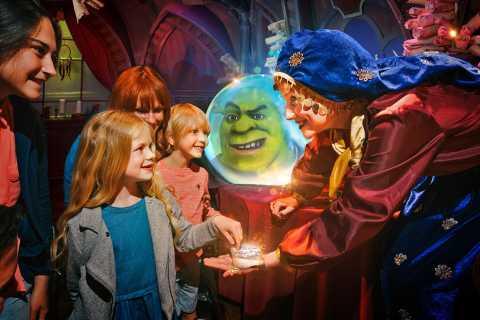 London: DreamWorks Shrek's Adventure-Tour