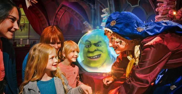 Londres: Tour Aventura do Shrek da DreamWorks