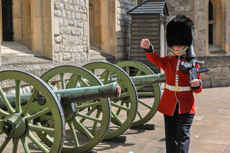 London: Tower Of London & Britische Kronjuwelen - Ticket