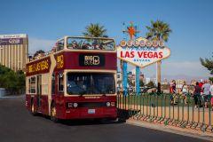 Las Vegas: Tour de Ônibus Hop-On Hop-Off