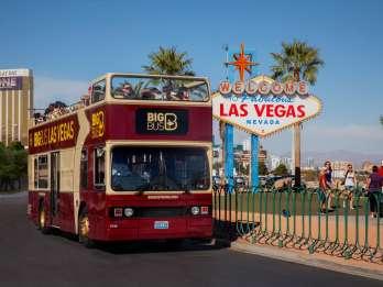 Las Vegas: Hop-On/Hop-Off-Sightseeing-Tour