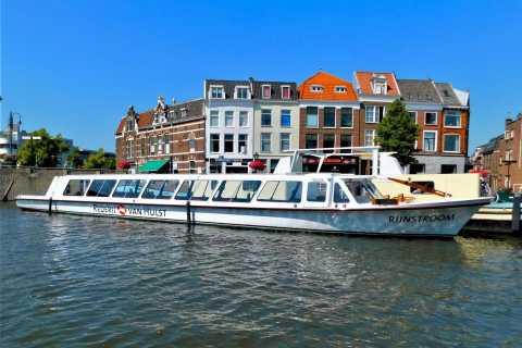Leiden: boottocht op de Kagerplassen-meren