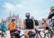 Mailand: Grand City Highlights E-Bike Tour