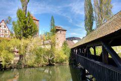 Nuremberg: excursão guiada a pé pela cidade velha