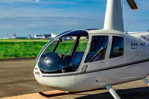 Da Tokyo: volo privato in elicottero per Shimoda