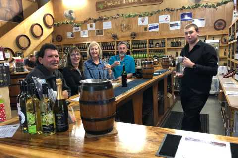 Mount Tamborine Wine Tour with Gourmet Lunch