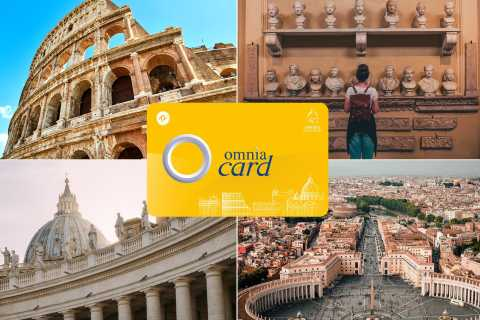 Vatican & Rome City Pass with Free Transportation