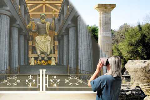 Olympia: Self-Guided Virtual Reality Tour of Olympia