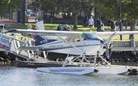 Melbourne: City Skyline Seaplane Flight
