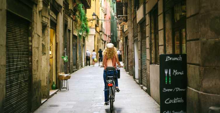 Barcelona: Sagrada Familia und City Highlights Radtour