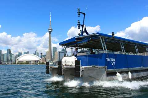 Toronto: Harbor and Islands Sightseeing Cruise