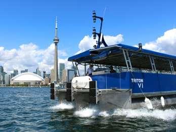 Toronto: Hafen und Inseln Sightseeing-Bootstour