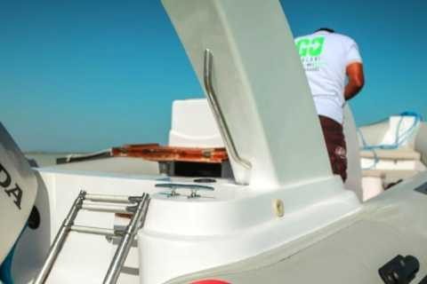 Hurghada: 1- or 2-Hour Speedboat Rental with Captain