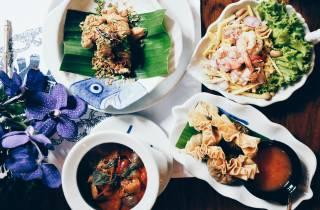 Bangkok: Street Art- und Street Food-Rundgang
