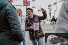 Nápoles: Excursão Centro da Cidade e Cristo Velato