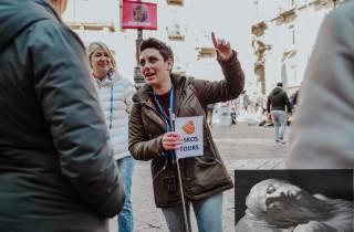 Neapel: Innenstadt-Tour & Ticket für Verschleierten Christus