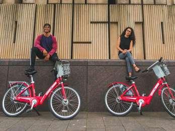 Houston: Museumspass mit unbegrenztem Fahrradverleih