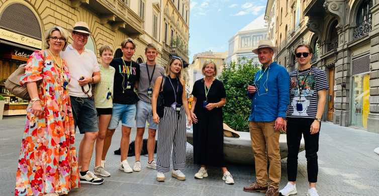 Florence: 2 Hour Guided Walking Tour