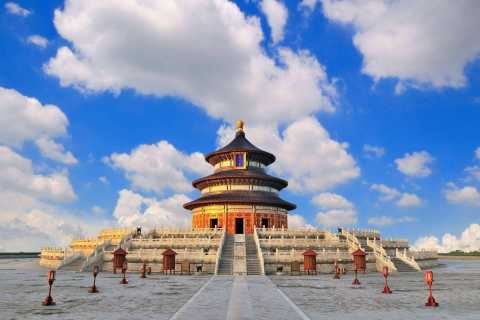 Beijing: Private City Highlights Tour on Car