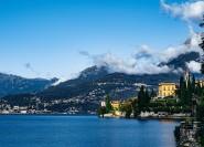 Ab Mailand: Tagesausflug Bellagio und Comer See mit Mittagessen