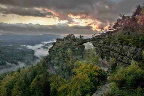 From Prague: Bohemian and Saxon Switzerland Day Trip