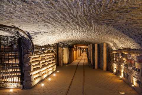 Wieliczka Salt Mine: Fast-Track Ticket and Guided Tour